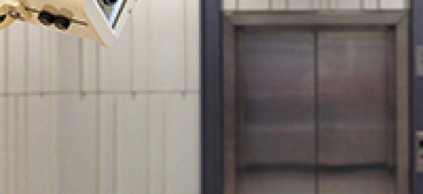 מצלמות אבטחה במעליות בנייני מגורים